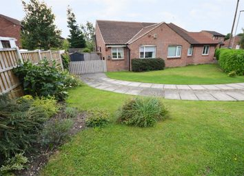 Thumbnail 2 bedroom semi-detached bungalow for sale in Abbeydale Gardens, Kirkstall, Leeds, West Yorkshire