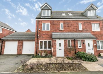 Thumbnail 4 bed semi-detached house for sale in Silvermere Park Way, Birmingham