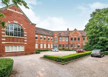 Thumbnail 1 bed flat for sale in The Old School, The Oval, Stafford, .