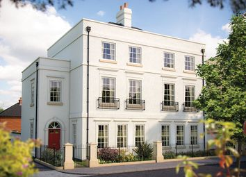 "Thumbnail 5 bedroom end terrace house for sale in ""The Drake"" at Haye Road, Sherford, Plymouth"