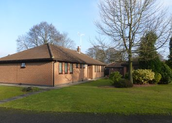 Thumbnail 3 bed detached bungalow for sale in Portland Gardens, Hucknall, Nottingham