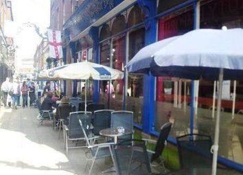 Thumbnail Restaurant/cafe for sale in Ashton-Under-Lyne OL6, UK