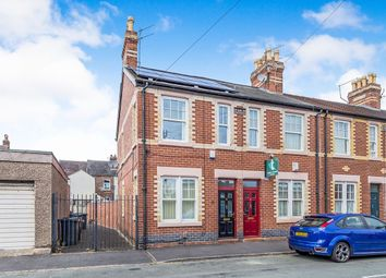 Thumbnail 2 bed terraced house for sale in Nash Street, Knutton, Newcastle