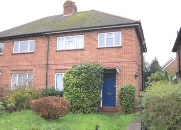 Thumbnail 4 bed semi-detached house to rent in Bond Street, Englefield Green, Egham
