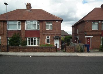 Thumbnail 3 bedroom flat to rent in Severus Road, Fenham, Newcastle Upon Tyne