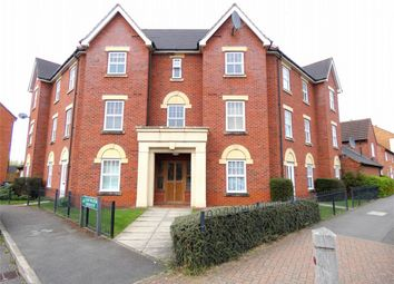 Thumbnail 2 bed flat for sale in East Water Crescent, Hampton Vale, Peterborough, Cambridgeshire