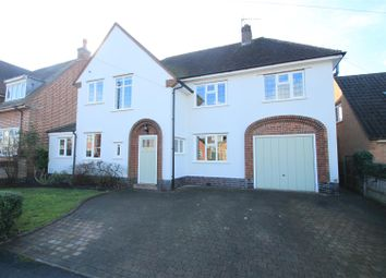 Thumbnail 3 bedroom detached house for sale in Eastwoods Road, Hinckley