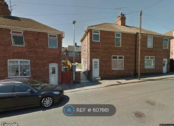 Thumbnail 3 bedroom semi-detached house to rent in Sime St., Worksop