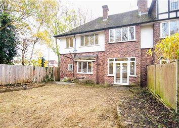 Thumbnail 4 bed detached house for sale in Roehampton Vale, Putney, London