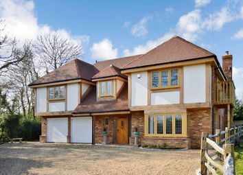 Thumbnail 5 bed detached house for sale in Maypole Road, Ashurst Wood, East Grinstead