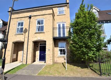 Thumbnail 3 bed semi-detached house for sale in Bentley Drive, Stansted