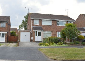 Thumbnail 3 bed semi-detached house to rent in Tyneham Road, Swindon