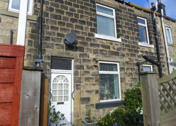 Thumbnail 2 bed terraced house for sale in Park Street, Yeadon, Leeds