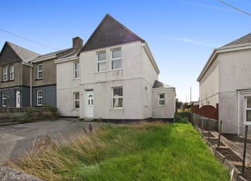 Thumbnail 3 bed semi-detached house for sale in Barnfield Terrace, Indian Queens, St. Columb