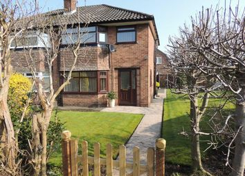 Thumbnail 3 bedroom semi-detached house for sale in Cherry Tree Drive, Hazel Grove, Stockport