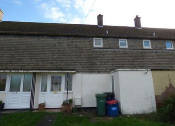 Thumbnail 2 bed terraced house for sale in Traffwll Road, Caergeiliog, Holyhead, Sir Ynys Mon