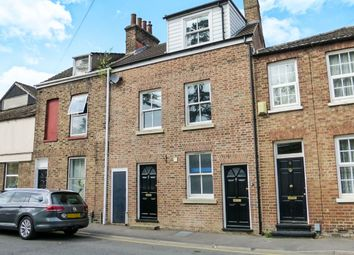 Thumbnail 2 bed flat for sale in Love Lane, Wisbech