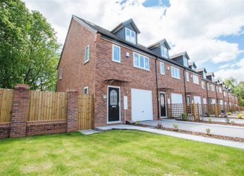 Thumbnail 3 bedroom town house for sale in Trent View Grove, Hanley, Stoke On Trent