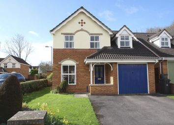 Thumbnail 3 bed detached house for sale in Humphrys Barton, St Annes Park, Bristol