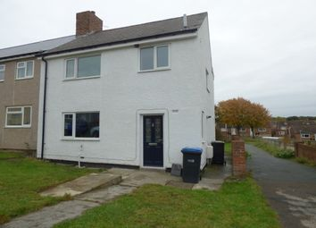 Thumbnail 3 bed property to rent in Hillside, Witton Gilbert, Durham