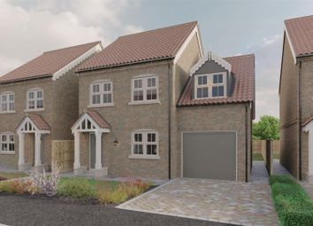 Thumbnail 3 bed detached house for sale in Burton Fields, New Road, Brandesburton