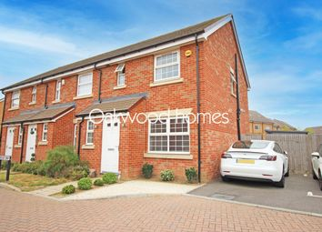 Thumbnail 3 bed end terrace house for sale in Harbour Way, Westwood, Margate