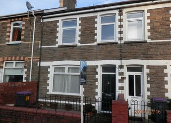 Thumbnail 3 bed terraced house to rent in Rochdale Terrace, Pontnewynydd, Pontypool
