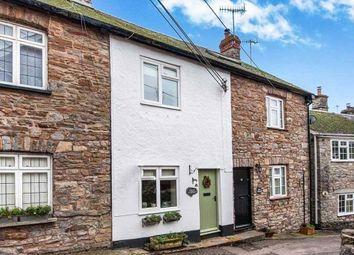 Thumbnail 2 bed terraced house for sale in Frog Street, Bampton, Devon