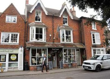 Thumbnail Restaurant/cafe to let in 84-85, High Street, Marlborough
