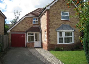 Thumbnail 4 bed detached house for sale in Sandwell Drive, Sale