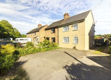 Thumbnail 3 bed semi-detached house for sale in Bekesbourne Lane, Littlebourne, Canterbury
