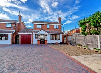Roundlea Close, Coppice Farm, Willenhall WV12. 4 bed detached house for sale