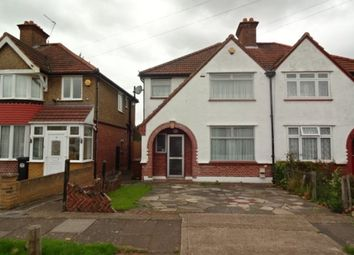 Thumbnail 3 bed semi-detached house to rent in Heston Avenue, Heston, Hounslow