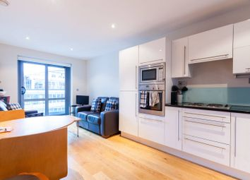 Thumbnail 1 bed flat for sale in Saffron Hill, Farringdon, London