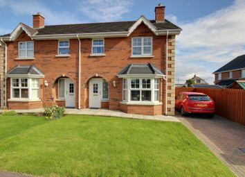 Thumbnail 3 bed semi-detached house for sale in Shorelands Drive, Cloughey