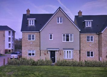 Thumbnail 5 bed end terrace house for sale in Woodland Road, Chigwell