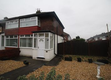 2 bed terraced house for sale in Chatsworth Road, Rainhill, Prescot L35