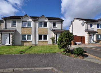 Thumbnail 3 bed semi-detached house for sale in 11 Bellevue Road, Alloa FK101lg, UK