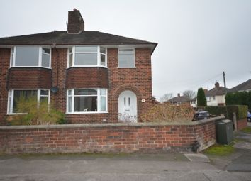 Thumbnail 3 bed semi-detached house to rent in Templar Terrace, Porthill, Newcastle-Under-Lyme