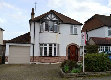 Thumbnail 3 bed detached house for sale in Edenfield Gardens, Worcester Park