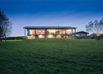 Thumbnail 5 bedroom detached house for sale in Upper Crannel Farm, Near Glastonbury And Wells, Somerset