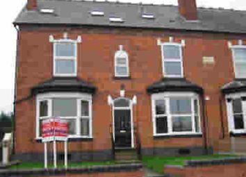 Thumbnail 2 bed flat to rent in Elmdon Road, Marston Green, Birmingham