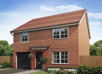 """Thumbnail 4 bed detached house for sale in """"Windermere"""" at Lightfoot Lane, Fulwood, Preston"""