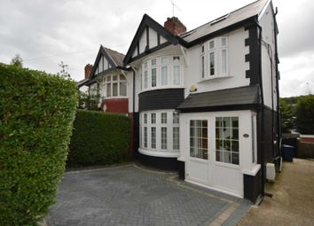 Thumbnail 4 bedroom semi-detached house for sale in Ferncroft Avenue, London