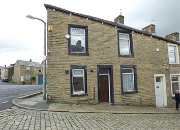 Thumbnail 3 bedroom end terrace house for sale in Basil Street, Colne, Lancashire