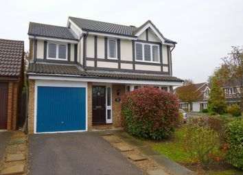 Thumbnail 4 bedroom detached house to rent in Cherry Orchard, Olney