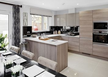"Thumbnail 4 bed end terrace house for sale in ""Pipit Drive"" at Westleigh Avenue, London"