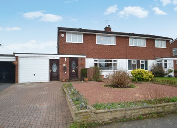 Thumbnail 3 bed semi-detached house for sale in 3 Moorland Road, Newport