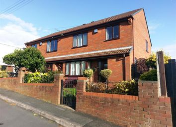 Thumbnail 3 bed property to rent in St. Bartholomews Terrace, Wednesbury