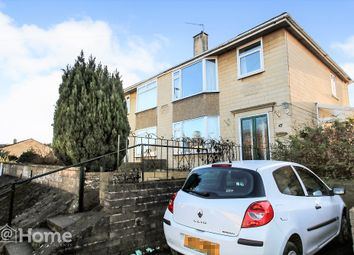 Thumbnail 4 bed semi-detached house for sale in Lymore Avenue, Bath
